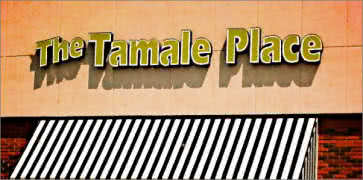 The Tamale Place in Indianapolis