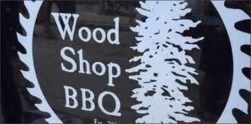 Wood Shop BBQ in Oakland